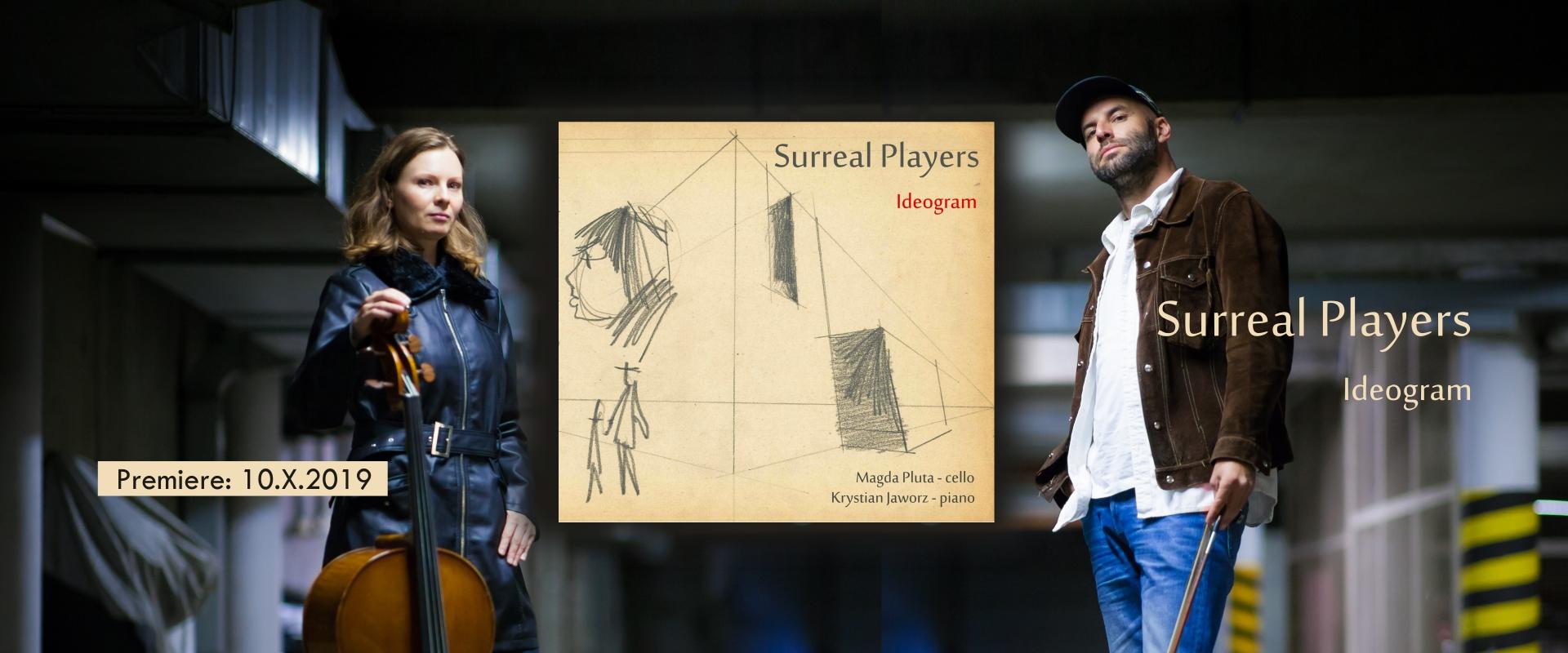 Surreal Players - Ideogram - baner