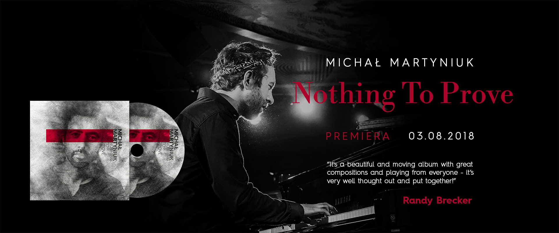 Michał Martyniuk - Nothing To Prove