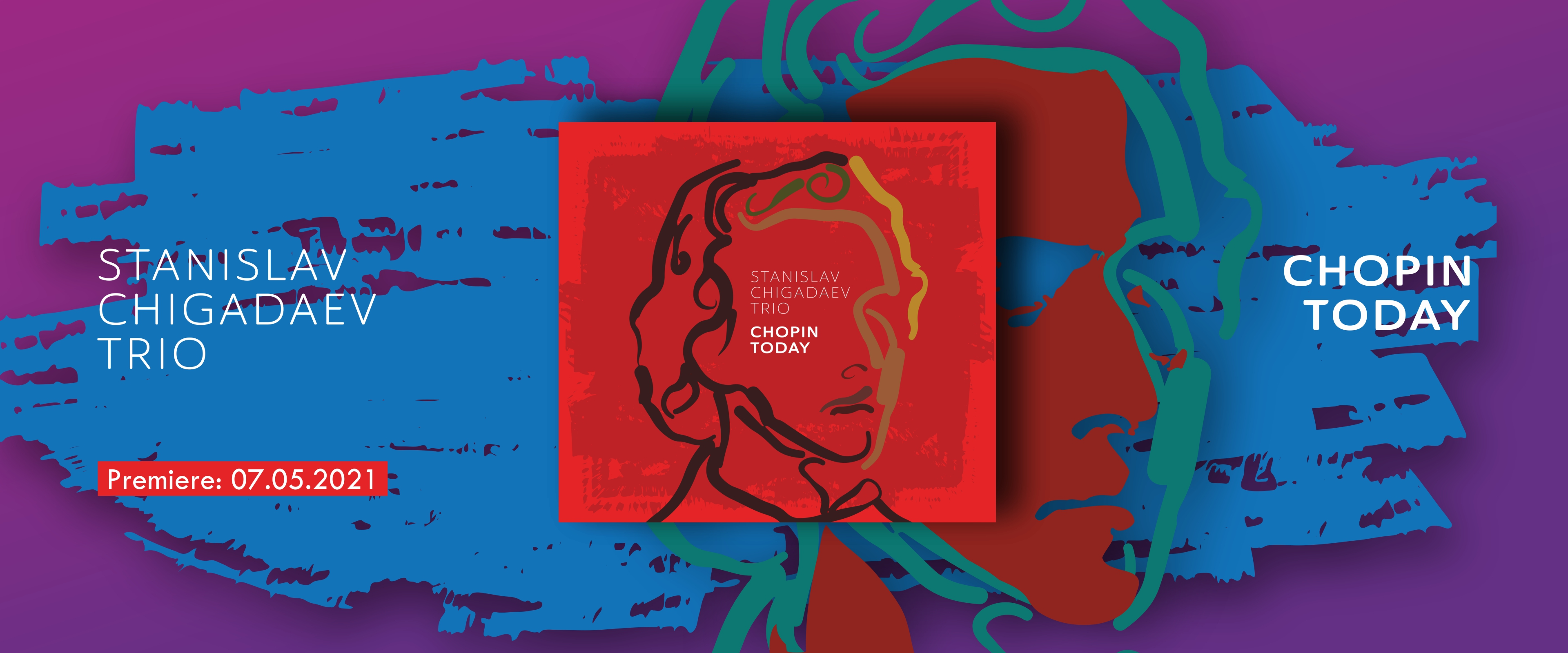 Stanislav Chigadaev Trio - Chopin Today