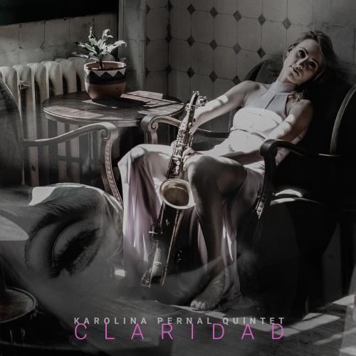 Karolina Pernal - Claridad okładka