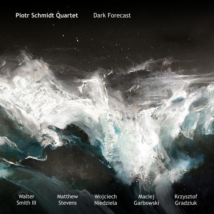 Piotr Schmidt Quartet - Dark Forecast cover