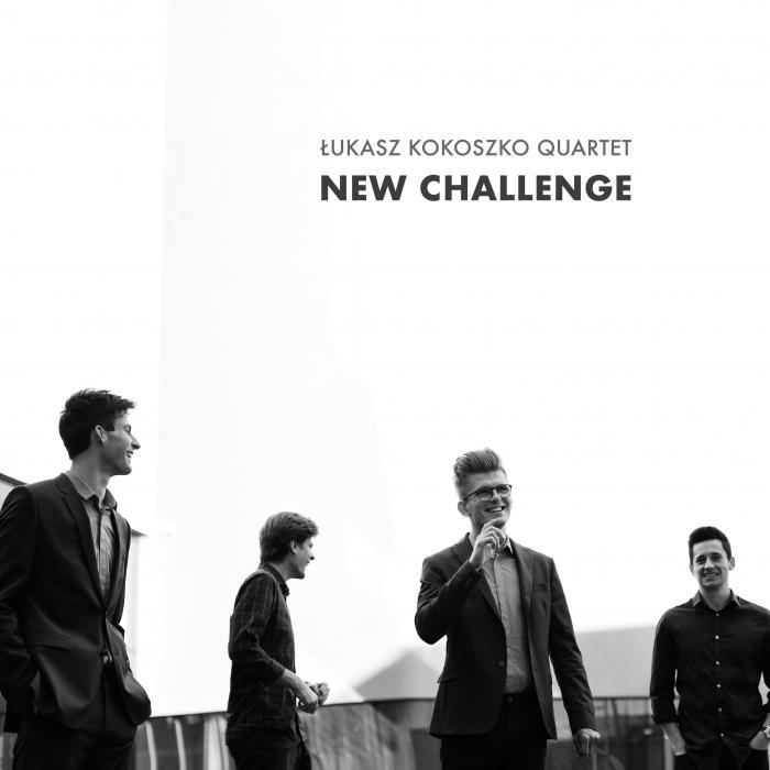 Łukasz Kokoszko Quartet - New Challenge okładka